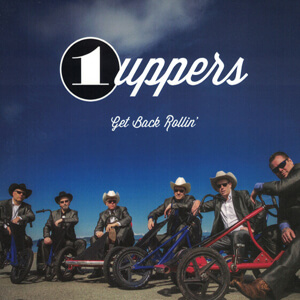 1Uppers Get Back Rollin cover