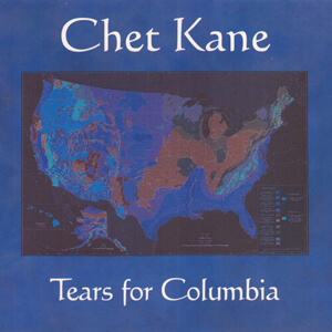 Tears For Columbia cover