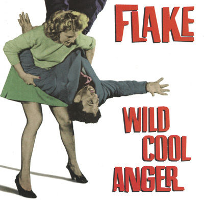 Flake WildCoolAnger cover