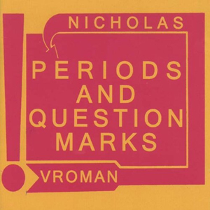 Periods Question Marks cover