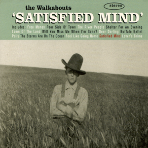 Satisfied Mind cover
